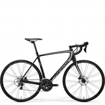 Велосипед Merida Scultura disc 4000 black (2018)