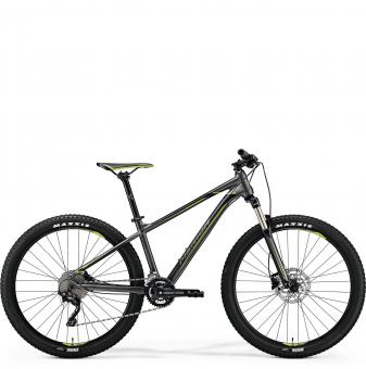 Велосипед Merida Big.Seven 300 grey (2018)