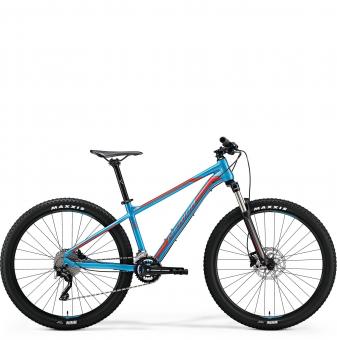 Велосипед Merida Big.Seven 300 light blue (2018)