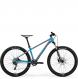 Велосипед Merida Big.Seven 300 light blue (2018) 1