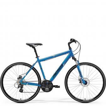 Велосипед Merida Crossway 15-MD blue (2018)