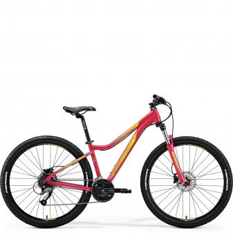 Велосипед Merida Juliet 7.40-D red (2018)