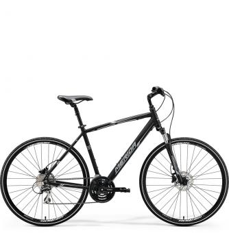 Велосипед Merida Crossway 20-D black (2018)