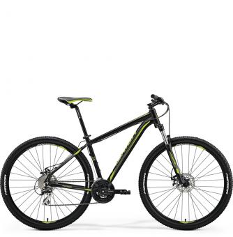 Велосипед Merida Big.Nine 20-MD black/green (2018)