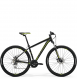 Велосипед Merida Big.Nine 20-MD black/green (2018) 1