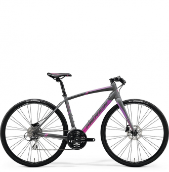 Велосипед Merida Speeder 100 Juliet (2018)