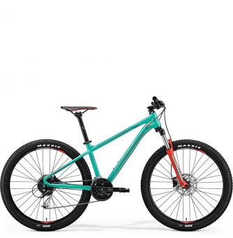 Велосипед Merida Big.Seven 100 green (2018)