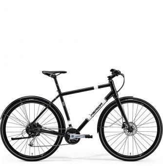 Велосипед Merida Crossway Urban 100 black (2018)