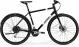 Велосипед Merida Crossway Urban 100 black (2018) 1