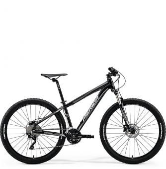 Велосипед Merida Big.Seven 80-D black/white (2018)