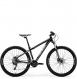 Велосипед Merida Big.Seven 80-D black/white (2018) 1