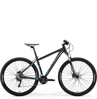 Велосипед Merida Big.Nine 80-D black/blue (2018)