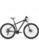 Велосипед Merida Big.Nine 80-D black/blue (2018) 1