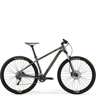 Велосипед Merida Big.Nine 300 grey (2018)