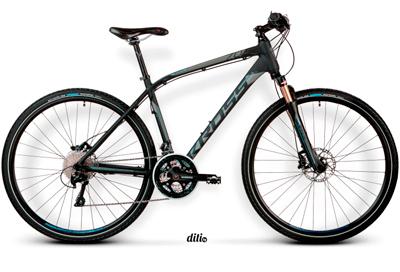 Обзор велосипедов Kross 2015 класса Гибрид