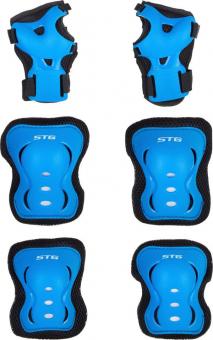 Защита детская STG YX-0317 синяя