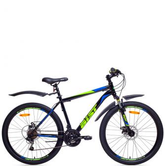 Велосипед Aist Qust Disk (2018) Black Blue