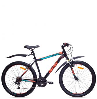 Велосипед Aist Quеst (2018) Black Red