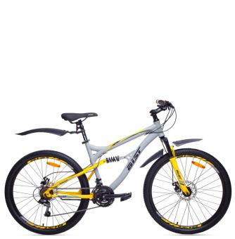 Велосипед Aist Avatar Disc (2018) Gray
