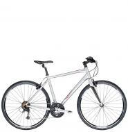 Велосипед Trek 7.4 FX (2014) Sparkling Silver