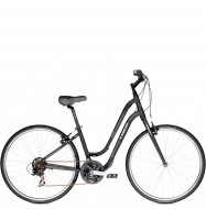 Велосипед Trek Verve 1 WSD (2014) Matte Black
