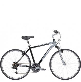 Велосипед Trek Verve 2 (2014) Graphite/Metallic Black