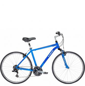 Велосипед Trek Verve 2 (2014) Metallic Blue