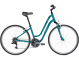 Велосипед Trek Verve 2 WSD (2014) Teal 1