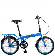 Велосипед складной Shulz Max Blue