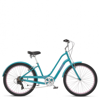 Велосипед Schwinn Sivica 7 Women light blue (2018)