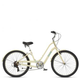 Велосипед Schwinn Sivica 7 Women cream (2018)