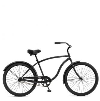 Велосипед Schwinn S1 black (2018)