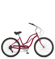 Велосипед Schwinn S7 Women red (2018)