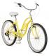 Велосипед Schwinn S7 Women yellow (2018) 2