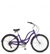 Велосипед Schwinn Alu 7 Woman blue (2018)