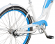 Велосипед Schwinn Debutante white (2018) 6