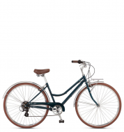 Велосипед Schwinn Traveler Woman Teal (2018)