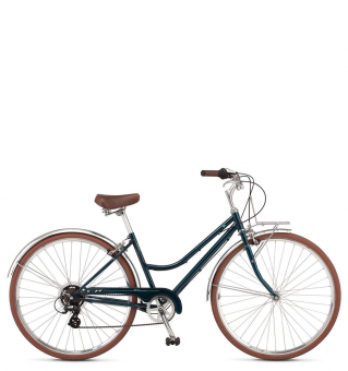 Велосипед Schwinn Traveler Woman Teal (2018)