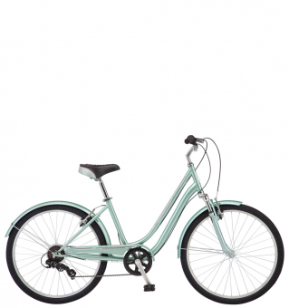 Велосипед Schwinn Suburban Woman green (2018)