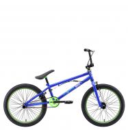 Велосипед Stark Madness BMX 2 blue (2018)