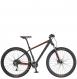Велосипед Scott Aspect 740 black/red (2018) 1