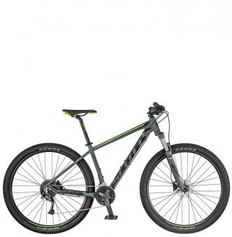 Велосипед Scott Aspect 740 grey/green (2018)