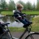 Детское кресло переднее Bobike One Mini urban black 2