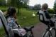 Детское кресло переднее Bobike One Mini snow white 4