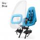 Детское кресло переднее Bobike One Mini sky blue (2017) 2