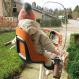 Детское кресло переднее Bobike One Mini crisp copper 6