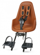 Детское кресло переднее Bobike One Mini coffee brown