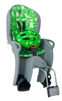 Детское кресло Hamax Kiss Safety Package Green
