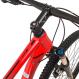 Велосипед Merida Big.Seven 300 (2019) MetallicRed/DarkRed/Black 5