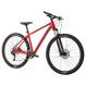 Велосипед Merida Big.Seven 300 (2019) MetallicRed/DarkRed/Black 2